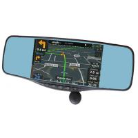 rearview mirror lyrics+Radar detector+bluetooth+gps+speed recorder+backup camera+FCC,CE,ROHS