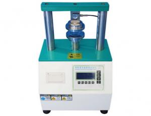 China Paperboard Side Pressure Strength Material Testing Machine 50HZ Frequency on sale