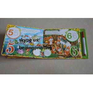 China Children Book Printing in Beijing China, Board Book Printing Services on sale