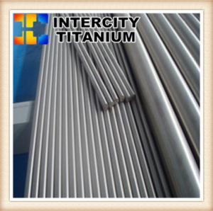 China best price ASTM F136 Ti6Al4V Surgical Implant Titanium Rod China manfufacture on sale