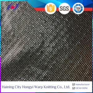 China Nylon Spandex Hot Stamping Aluminum Foil Printing Fabric on sale
