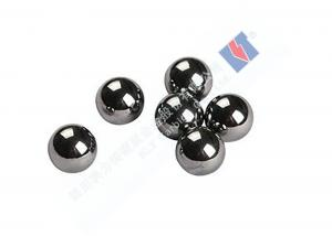 China Stamping Extrusion Hole Tungsten Carbide Sphere , Fine Grinding High Precision Balls on sale