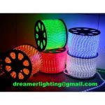 150 110V se dirige las luces de la cuerda del LED, luz de tira del RGB, se eleva las luces llevadas de la cuerda, las luces llevadas 12 voltios