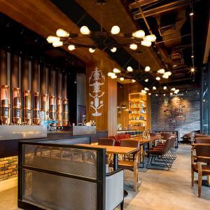 Industrial lighting in kitchen Bar Coffee Shop Lighting ...