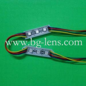 China 4512 SMD5050 RGB led module on sale
