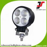 Wholesale IP67 CE RoHs 12w led work light 12v , led car working lights 24v