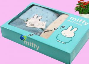 China Cute Miffy Rabbit Kids Bathroom Sets , Bathroom Accessory Sets on sale