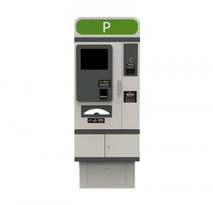 China Parking Payment Kiosk, Park Automatic Payment Machine, Pay And Display Machines on sale