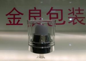China Custom cleaning pump head 20/410 screw cap pump sprayer plastic lotion pump for bottle on sale