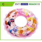 China Attractive Design Inflatable Swim Ring Cartoon Character For Kids Over 8 Years Old wholesale