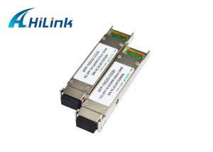 China WDM 1330/1270nm BIDI Single Fiber XFP Transceiver 10G Module 20KM on sale