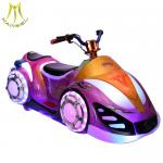 Hansel kids battery powered motorbike amusement rides 12v ride on motorbike outdoor