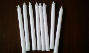 Quality utilidad candles/VELA BRANCAS for sale