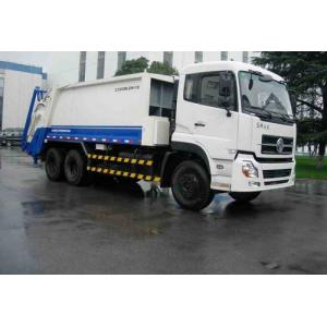 China International Brand Dongfeng 6x4 16m3 Garbage Compactor Truck on sale
