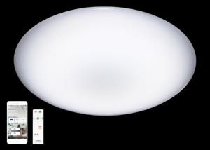 China No Flickering Remote Control Ceiling Light Luminaire Adjustable CE Certificated on sale