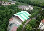 Huge Aluminum Marquee Sport Event Tents For Tennis Field Permanent