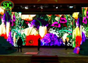 China High Definition P3 Full Color Stage Led Screens Led Video Wall For Indoor on sale