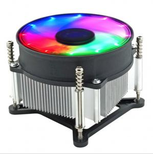 China Intel Quiet CPU Cooler For LGA 115X Series PC Case Computer Cooling Fan on sale