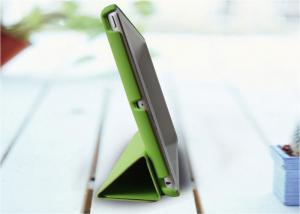 China Green Stand iPad Air Smart Cover , Apple iPad Protective Case on sale