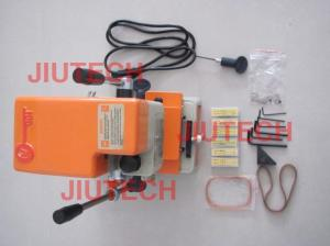 China Vertical Auto Key Cutting Machine Duplicating Key , 28x27x37cm on sale