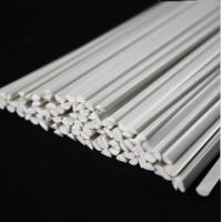 China Half Round Stick ABS Plastic pipe 50cm length DIA 1.0-4.0MM 1.0,1.5,2.0,3.0,4.0MM on sale