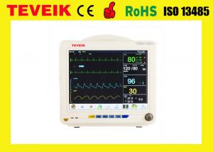 China Professional Multi Parameter Patient Monitor Support touch screen Optional (12.1 inch) for Hospital Use on sale