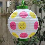 chinese handmade Round paper lantern