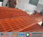 6m покрашенная решетка стали