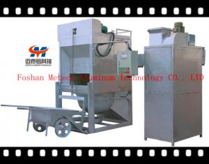 China aluminum dross/slag recycling machine on sale