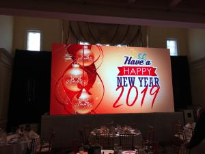 Quality 1R1G1B Indoor Rental Led Screen High Definition Giant Panel Customize Pixel for sale