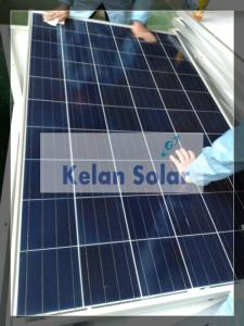 China Popular Poly High Output Solar Panels 250 Watt , Off Grid Solar Panels on sale