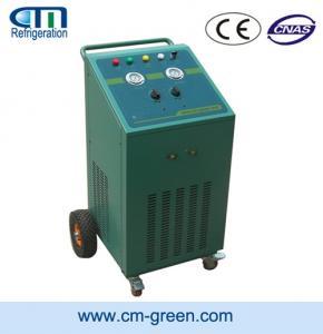 China CM7000 Refrigerant Recovery machine on sale