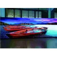 High Resolution Indoor LED Screen Small Pitch 1.9-15 M Viewing Distance
