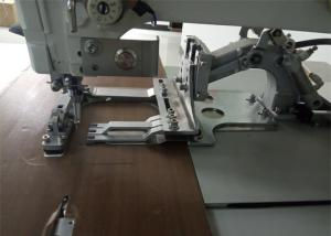 China White Large Sewing Machine For Lingerie , Ladies Bra Panty Making Machine on sale