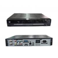 8G HDMI Output South America Hd MPEG-4 Digital Receiver MCPC from C / Ku Band Satellite