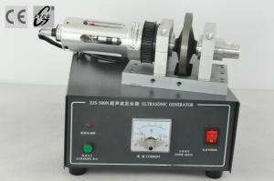China 800W 35Khz Ultrasonic Welding Machine / Ultrasonic Sewing Machine on sale