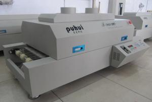 China T960W 4.5KW Automatic PCB Soldering Machine LED Reflow Oven Net Transmission Chain Transmission on sale