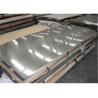 Iron Base Alloy Stainless Steel Metal Sheet For Power Plant 0.28-8mm