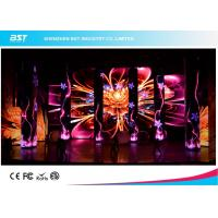 P3.91mm LED Backdrop Screen Rental1920hz Refresh Rate For Concert Show
