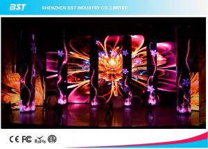 China P3.91mm LED Backdrop Screen Rental1920hz Refresh Rate For Concert Show on sale