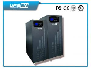 China High Efficiency IGBT PWM 220V Single Phase UPS Systems 4.8KW / 6Kva Online UPS on sale
