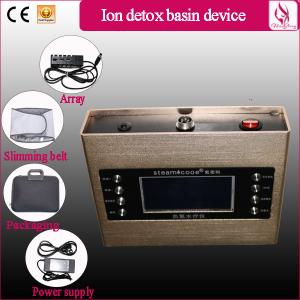 China Ali Baba Shopping Wholesale Ion Detox Foot Spa Detox, Ionizer Foot Detox Machine on sale