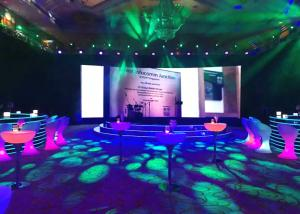 China High Brightness SMD 3 In 1 P3 Concert LED Screen Rental LED Display CE / RoHS on sale