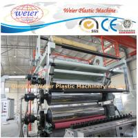 1-4mm Plastic Rigid Pvc Marble Sheet Making Machine 380v 3p 50hz