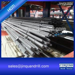 China 7 degree 11 taper degree rod rock drill mining tapered drill rod on sale