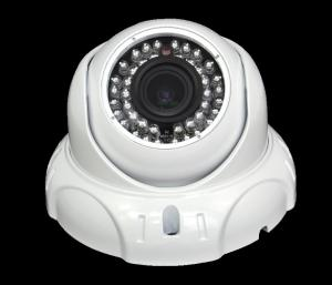 China Low Lux 1/2.8 Inch IR 2.0 Megapixel IP Camera / 1080P Dome Cameras H.264 on sale