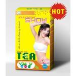Травяная потеря веса уменьшая чай шоу чая быстрый