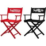 Supreme Portable folding chair Director chair durable solid wood canvas chairs