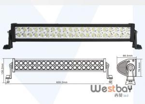 China 120W 21,5 guide optique mené, poutre d'inondation, poutre de tache, poutre combinée a mené la lumière de barre on sale