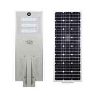 Waterproof All In One Solar LED Street Light 80Watt Charging Time 6-7 Hours